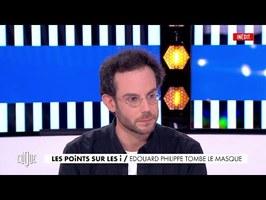 Clément Viktorovitch : Anatomie d'un mensonge d'État - Clique, à 20h25 en clair sur CANAL+