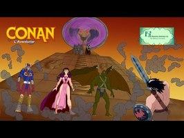 #90 - Conan l'Aventurier - Ces dessins animés-là qui méritent qu'on s'en souvienne