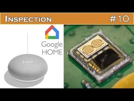 INSPECTION 10 : Décorticage de l'enceinte intelligente Google Home Mini