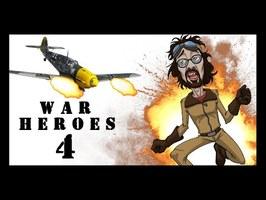 Warheroes 4 - Panique dans le ciel - Caljbeut