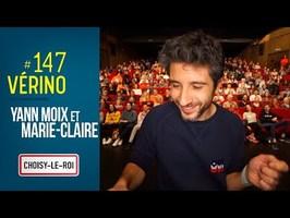 Yann Moix et Marie-Claire - VERINO #147