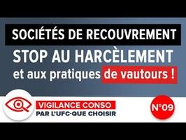 Sociétés de recouvrement - Stop au harcèlement et aux pratiques de vautours !