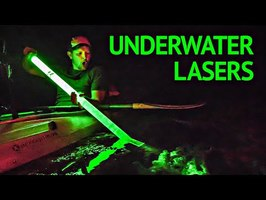 What Happens to Lasers Underwater?