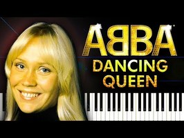 ABBA - Dancing Queen - Piano Tutorial