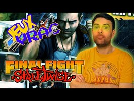 JEUX EN VRAC - Final Fight Streetwise