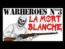 Warheroes épisode 3 - Simo Häyhä - Caljbeut ( Gaomon PD1560 )
