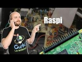 Ma Raspberry Pi joue aux devinettes au téléphone ! (serveur vocal) | À vous la science #16