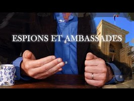 Espions et ambassades - avec @ORBIS