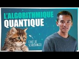 L'algorithmique quantique peut-elle casser la cryptographie classique ? CRYPTO #14 - String Theory