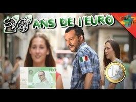 [20ans de l'€] -7- L'Italexit, le faux problème Target et les vrais coupables de l'Euro.