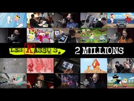 2 MILLIONS D'ABOS ! MERCI ! (Bonus Making-Of Les Kassos)