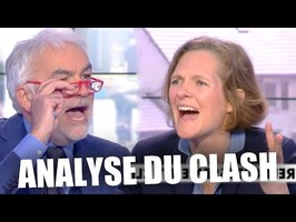 ANALYSE DU CLASH PASCAL PRAUD VS CLAIRE NOUVIAN