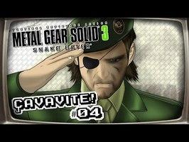 C'EST QUI LE BOSS ? - [ÇAVAVITE!] Metal Gear Solid 3 #04