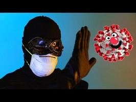 ✋ Gestes barrières contre la connerie virale - DEFAKATOR
