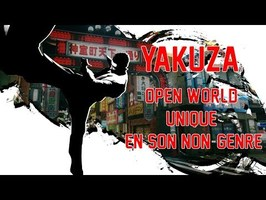 YAKUZA : open world unique en son non-genre [one-shot]