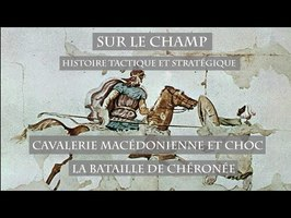 Cavalerie macédonienne et choc : La Bataille de Chéronée