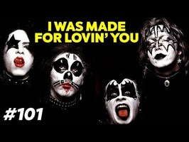 UCLA #101 : KISS - I was made for lovin' you