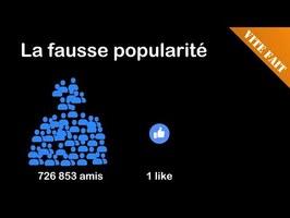 🧆 VITE FAIT : La fausse popularité