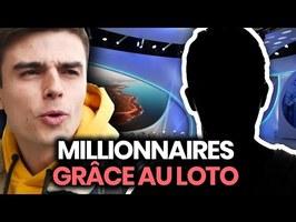 Je rencontre des millionnaires du Loto (et j'étais pas prêt)