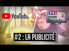 Youtube VS la télé #2 - Combien coûte la publicité ?