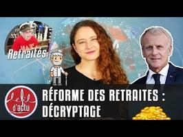 RETRAITES : LE VRAI PROJET DU GOUVERNEMENT