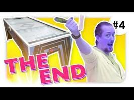 [FIN] AIR-HOCKEY DIY de FOU !! C'est fini et on vous l'avait dit, c'est DINGUE !!!