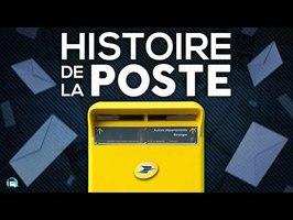 L'étonnante histoire du courrier postal !