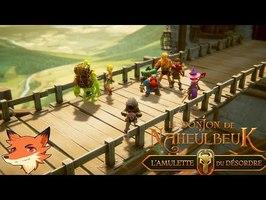 Le Donjon de Naheulbeuk: L'Amulette du Désordre - L'aventure classique adaptée en jeu vidéo! Baston!
