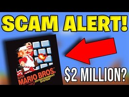 Exposing FRAUD And DECEPTION In The Retro Video Game Market