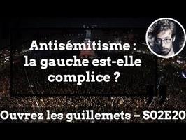 Usul. Antisémitisme: la gauche est-elle complice?