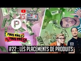 YouTube VS la télé #22 : Les placements de produit