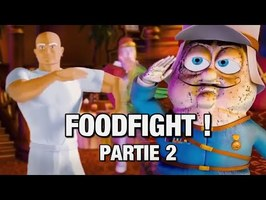 FOODFIGHT ! - Le PIRE FILM 3D de l'HISTOIRE du Cinéma ! (Partie 2)