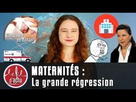 FERMETURE DE MATERNITÉS : LA GRANDE RÉGRESSION