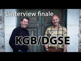 KGB/DGSE : discussion entre espions 3/3