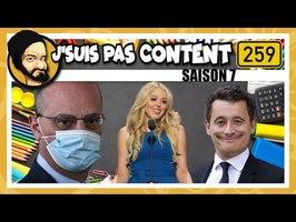 J'SUIS PAS CONTENT ! #S07E01 : Rentrée VS Masques, Castex VS Charisme & Jadot VS Capitalisme !