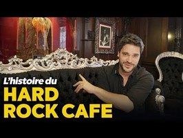 L'histoire du HARD ROCK CAFE de Paris - UCLA