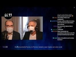 Usul. Jean Castex chez Samuel Étienne : Twitch au secours de l'ancien monde