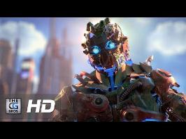 CGI 3D Animated Short: CrossBreed - by Objectif 3D