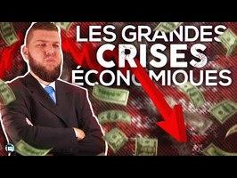 Grandes crises économiques, à qui la faute ? 3 exemples historiques !