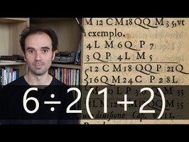 Le calcul qui divise : 6÷2(1+2) - Micmaths