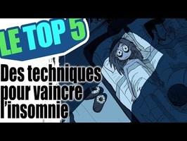 Le top 5 des techniques pour vaincre l'insomnie