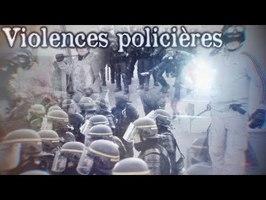 Violences policières : quelques distinctions & sources