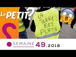 ❓GILETS JAUNES, HOMÉOPATHIE, NEW AGE - Le Petit Point d'? 49.2018