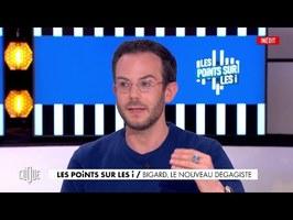 Clément Viktorovitch : Bigard, le nouveau dégagiste - Clique, 20h25 en clair sur CANAL+