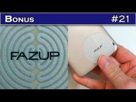 BONUS 21 : Patch anti-onde pour Smartphone, efficacité loin d'être scientifiquement prouvée...