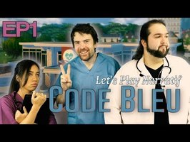 (Let's play Narratif) - CODE BLEU - Episode 1 - Je panse donc je suis