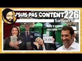 J'SUIS PAS CONTENT ! #226 : Salpétrière VS Castaner, Marche pour l'Europe & Chasse au gaspi !