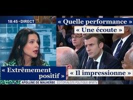 Les éditocrates éblouis par Macron... et en rage contre les gilets jaunes