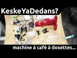 démonter une machine à café à dosette - essayer de récupérer des pièces? - KeskeYaDedans