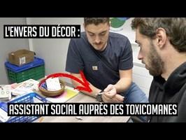 UNE JOURNÉE AVEC #6 : UN ASSISTANT SOCIAL AUPRÈS DES TOXICOMANES
